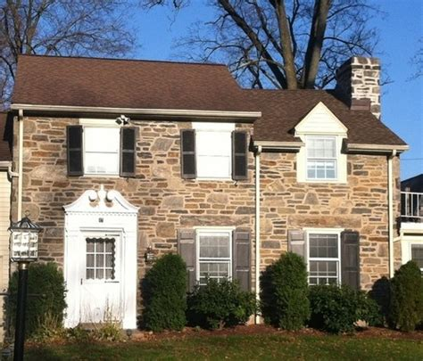 Can A New Exterior Grout Color Change Our Ugly Home?