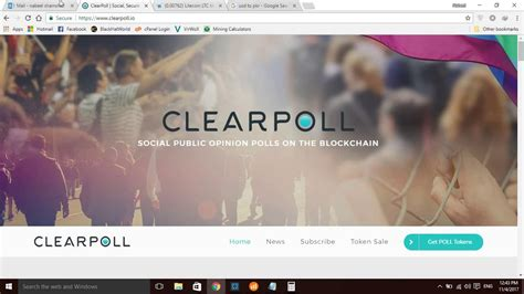 Crowdsale has become the most resourceful method to raise funds without much hassle. My first ICO investment brought 2000% profit | Clearpoll ...