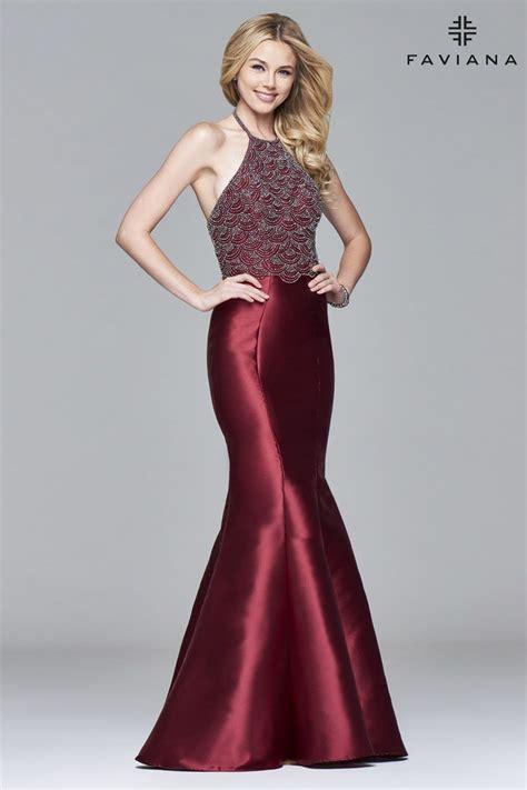 Faviana S7974 Dress | Dresses, Faviana dresses, Homecoming ...