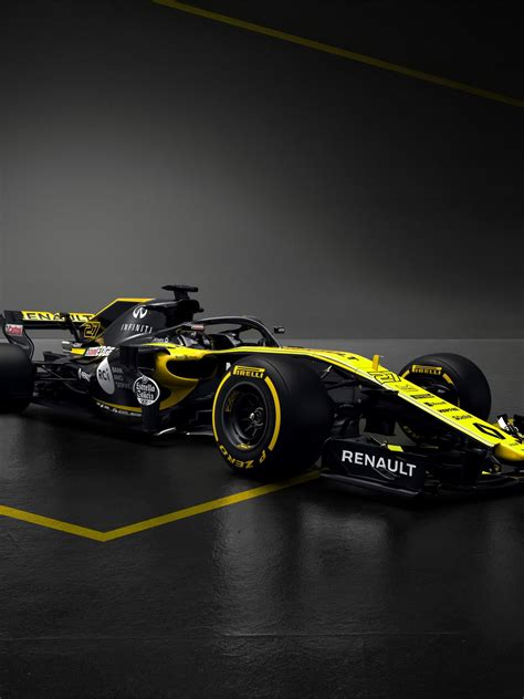 Renault Clio R S 4k Wallpapers by Wallpaper Renault R S 18 F1 2018 Formula One F1 Cars