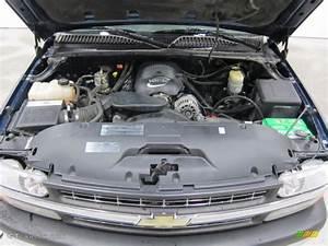 2002 Chevrolet Silverado 1500 Ls Regular Cab 4x4 4 8 Liter