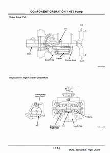 Download Hitachi Wheel Loader Zw80 Technical Manual Op