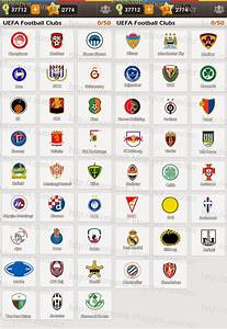 Logo Game: Guess the Brand [Bonus] UEFA Football Clubs ...