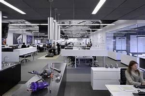 Dyson Customer Support Center by IA Interior Architects ...