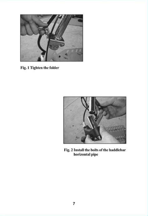 cc gas scooter manual