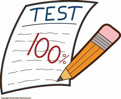 Clipart Exam Test Clip Cliparts Cross God