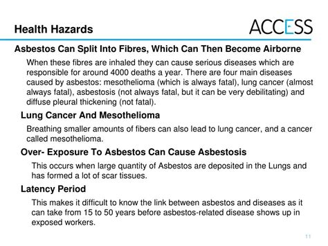 asbestos awareness training powerpoint