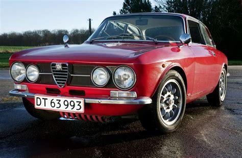 Alfa Romeo 1750 Gtv by This 1969 Alfa Romeo 1750 Gtv Is No Use In Treating My