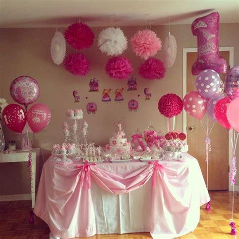 decoration anniversaire fille  ans