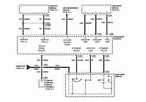 2003 Ford Windstar Instrument Cluster Problems