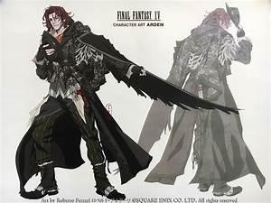 Image Ardyn Izunia Concept Artjpg Final Fantasy Wiki