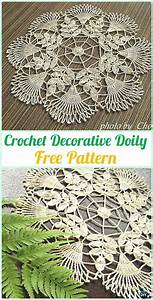 Crochet Doily Free Patterns  U0026 Instructions  Crochetdoilies