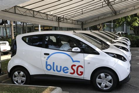 Singapore To Launch Electric Vehicle Car-sharing Programme