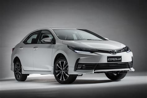 The 2018 toyota corolla ranks in the middle third of the compact car class. Toyota lança Corolla 2018 | Revista Torque