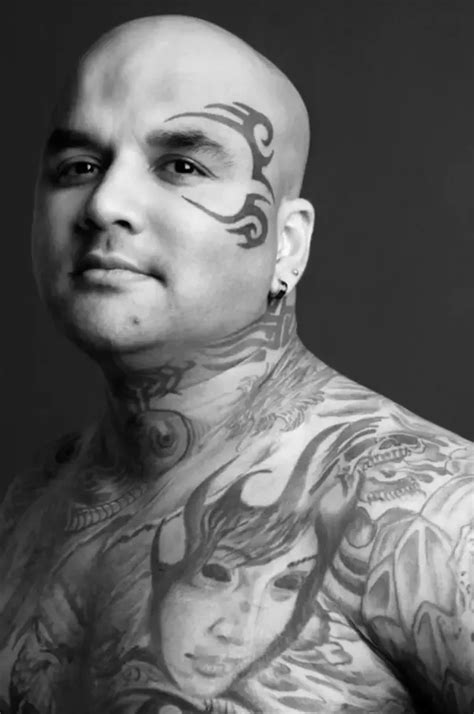 Loy Machedo why did you tattoo your whole face? - Quora