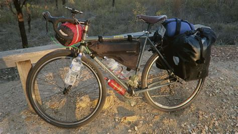 Touring Bike And Gear Weight. Bicycle Tour Packing Tips ...