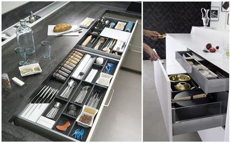 organisateur de tiroir cuisine dossier rangements en cuisine