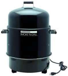 brinkmann 810 5290 4 smoke n grill electric smoker review