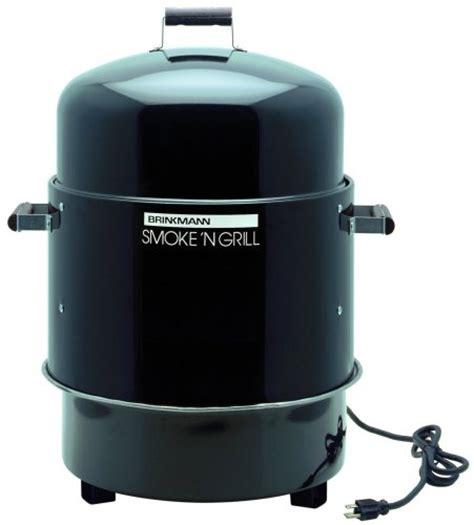 brinkmann outdoor electric grill brinkmann 810 5290 4 smoke n grill electric smoker review