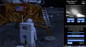 Video: New Virtual Space Walk with Second Life Astronaut ...