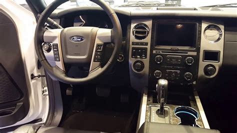 ford expedition interior 2016 2016 ford expedition limited interior 2016 chicago auto