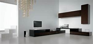 modele meuble tv bois myqtocom With meuble salon moderne design 7 modales de meuble tv en bois archzine fr