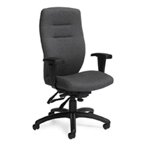 global synopsis medium back multi tilter office chair in