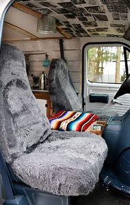 Custom Camper Van Interiors