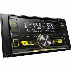 Kenwood Double Din Cd    Digital Media Player With