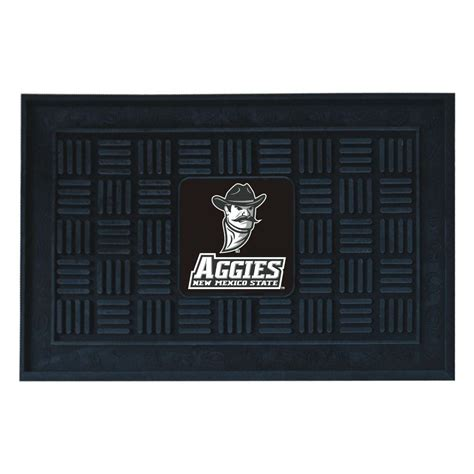 college doormats fanmats new mexico state 18 in x 30 in door