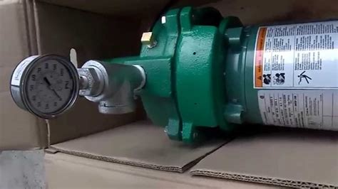 shallow  jet pump single pipe deep