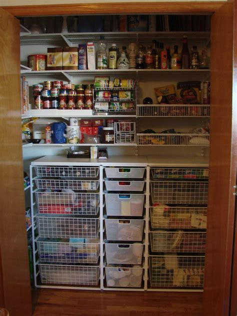 kitchen pantry closet organization ideas re zip reusable assorted storage bags exles closet