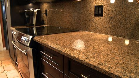 Golden Leaf Granite Installed Design Photos And Reviews