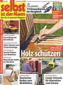 Selbst Ist Der Mann Garten : selbst ist der mann im abo zeitschriften mit pr mien ~ Lizthompson.info Haus und Dekorationen