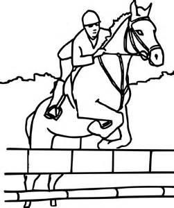 HD wallpapers coloriage de cheval a imprimer