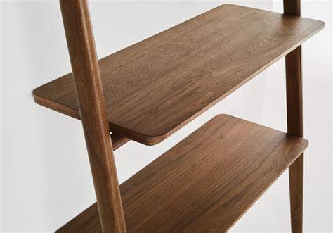 folk ladder shelving  norm architects  design
