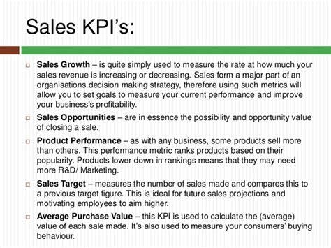 Key Performance Indicators You Should Know