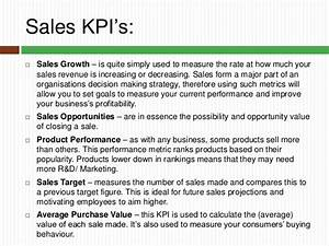key performance indicators you should know With sales key performance indicators template