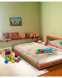 25+ best ideas about Montessori Bed on Pinterest