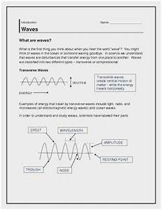 Light Worksheet Wavelength Frequency And Energy Answers Wavelength Frequency And Energy Worksheet Answer Key