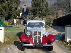 Citroen Crepy En Valois : location citro n traction 11 bl de 1948 pour mariage oise ~ Gottalentnigeria.com Avis de Voitures