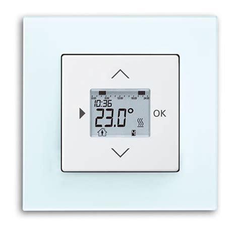 busch jaeger raumtemperaturregler f 252 r ihr ewl instakit