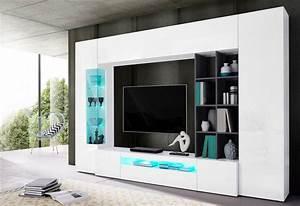 Otto Tv Schrank : tecnos wohnwand 5 tlg online kaufen otto ~ Whattoseeinmadrid.com Haus und Dekorationen