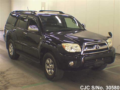 2006 toyota hilux surf 4runner black for sale stock no 30580 used cars exporter