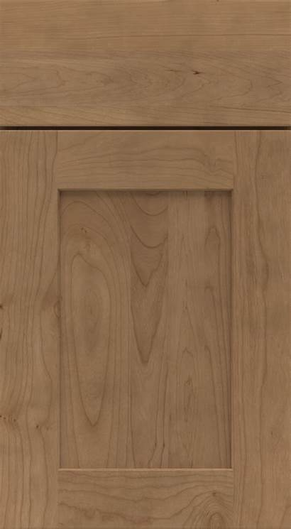 Fallow Dover Cherry Cabinet Shaker Homecrest Door