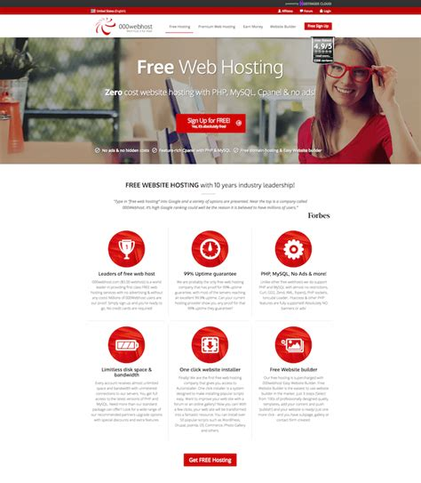Best Free Website Hosting 11 Best Free Hosting Providers For 2018