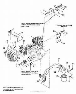 Simplicity Engine Parts Diagram