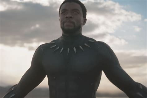 Marvel Black Panther Watch The First Trailer Time