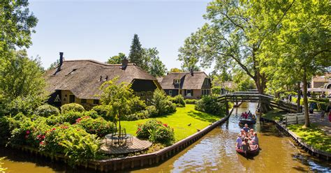 giethoorn     hour amsterdam canal cruise