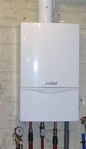 Chaudiere Gaz Condensation Ventouse : chauffage remplacement chaudiere murale ~ Edinachiropracticcenter.com Idées de Décoration